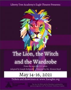 The Lion, the Witch, and the Wardrobe @ Freedom Hall (LTA gym)
